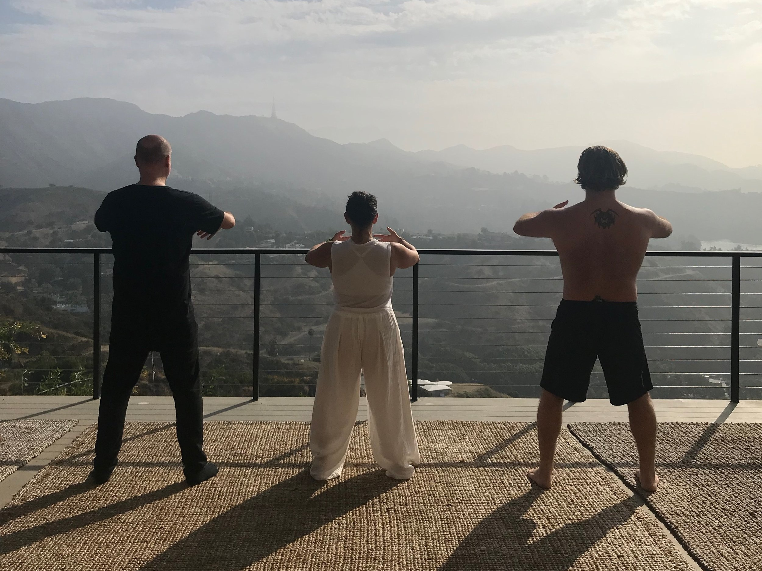 Sunrise Qi Gong - Every Wednesday from 7am - 8am, we invite you to regulate your nervous system by purging and tonifying through movement. What a way to start the day!Suggested donation: $10All levels welcome. Join here.