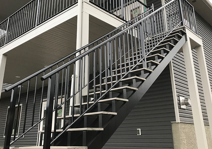 Stairs & Stringers -