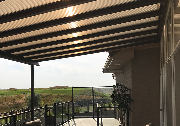 Sunrooms & Deck Coverings -