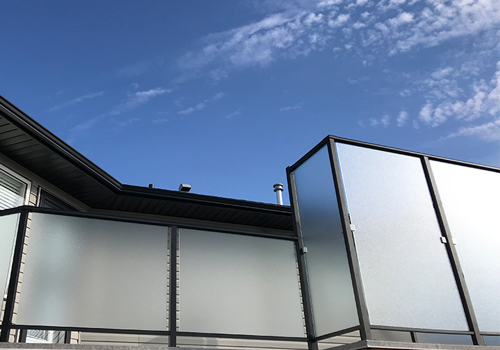 Wind & Privacy Walls -