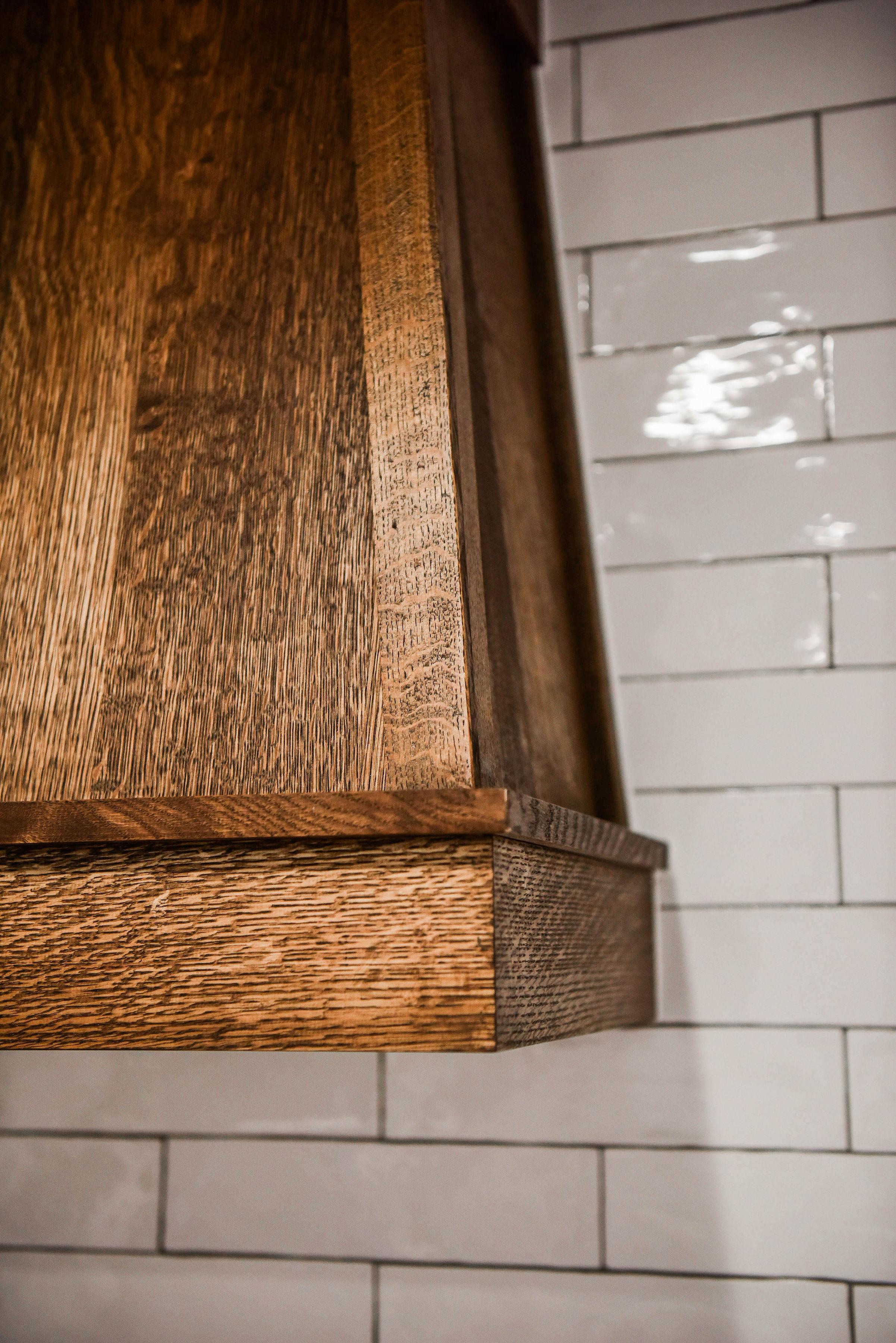 wood range hood white with white subway tile.jpg