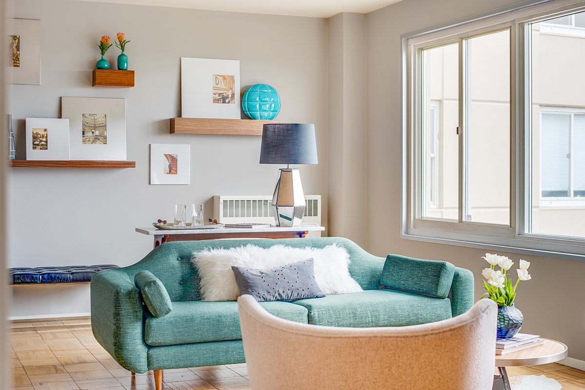 One Bedrooms -