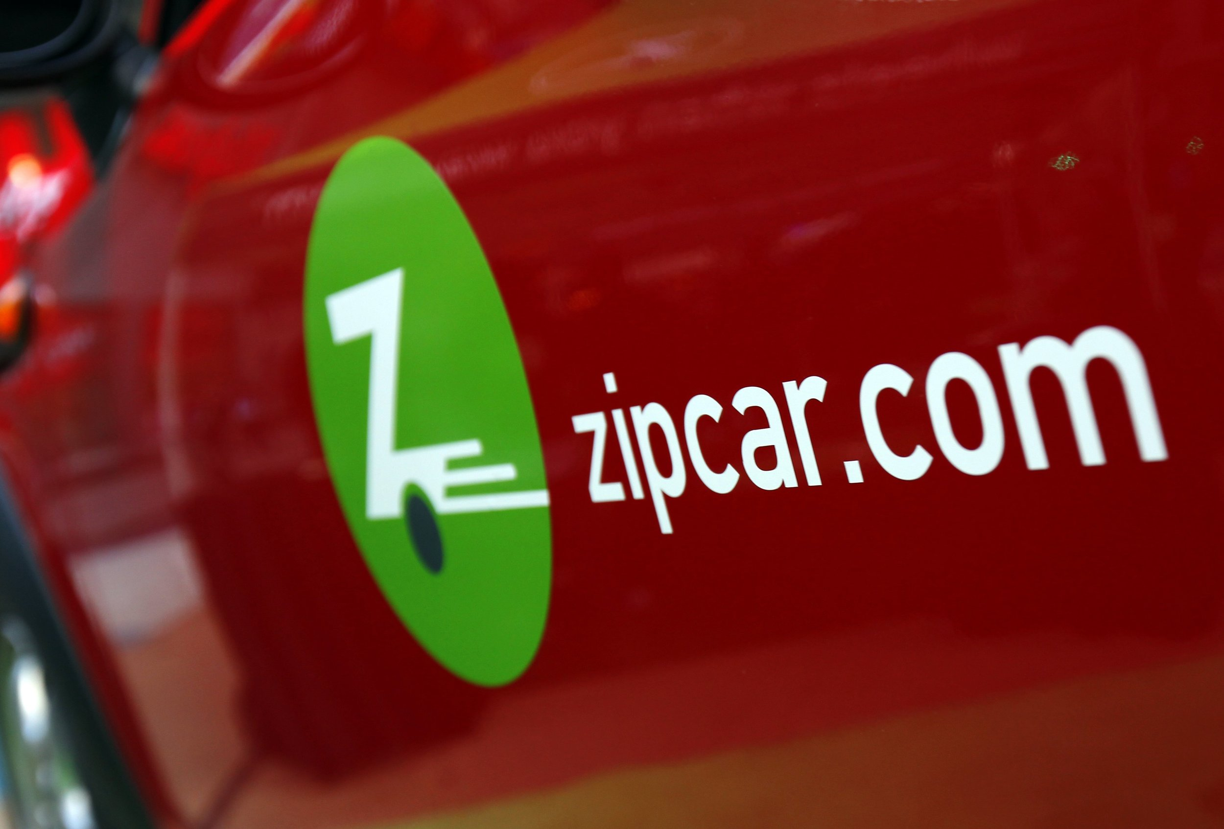 Zipcar is a car-sharing company that provides short-term car rentals. There are five Zipcars at Parkmerced.   Zipcar ➝