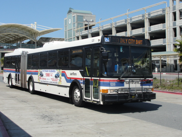 SamTrans  operates bus service along Lake Merced Boulevard to Stonestown and Daly City BART.   SamTrans ➝