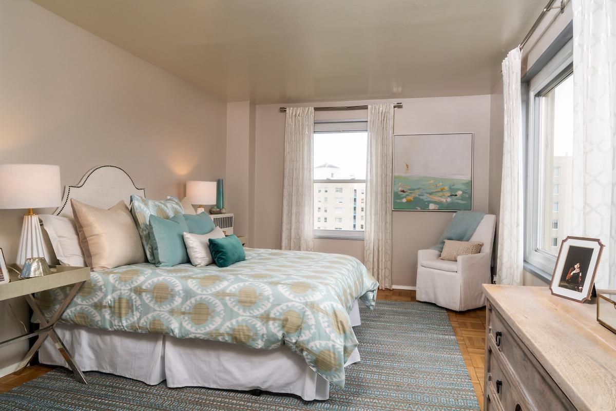 Birght bedrooms