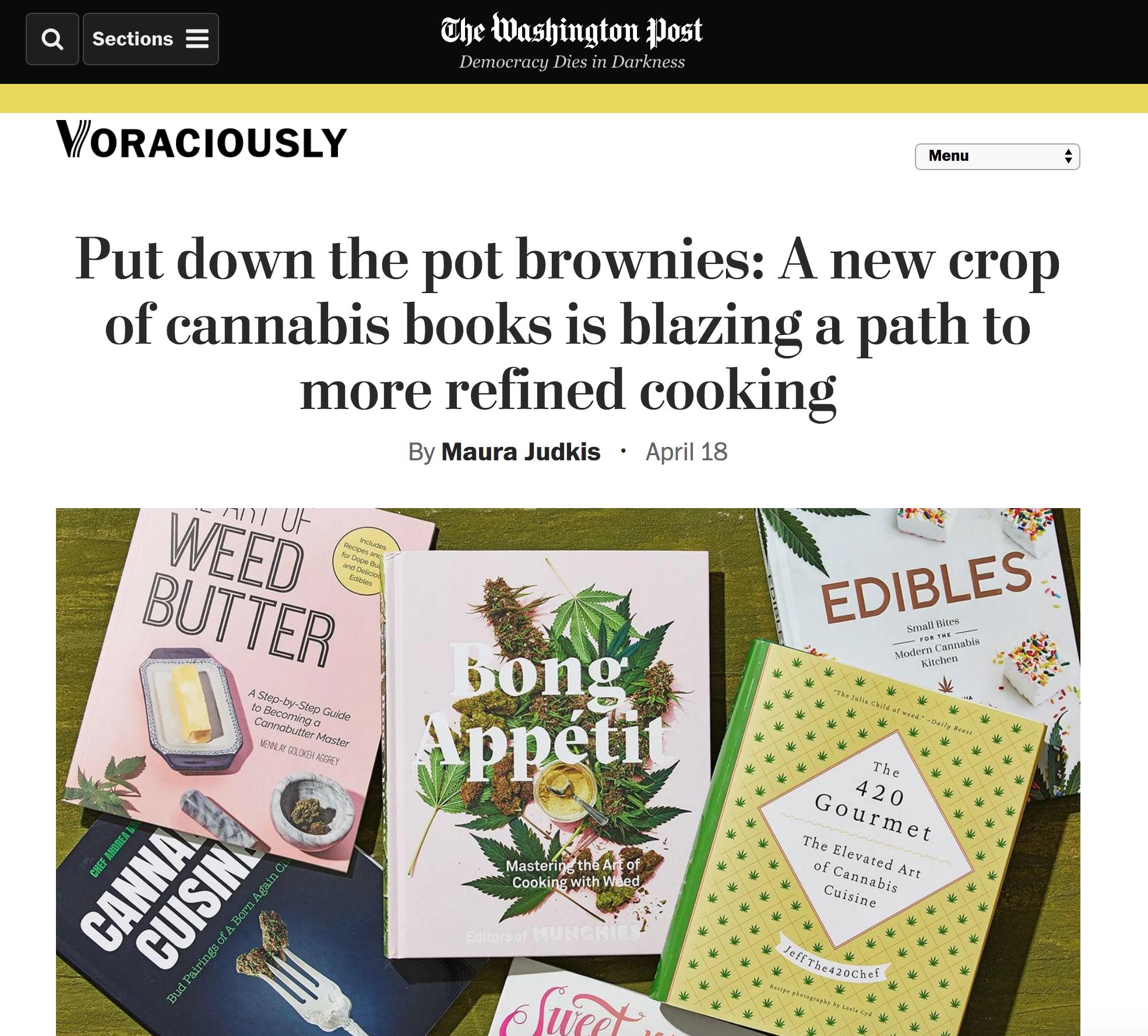 Washington Post    420 Roundup