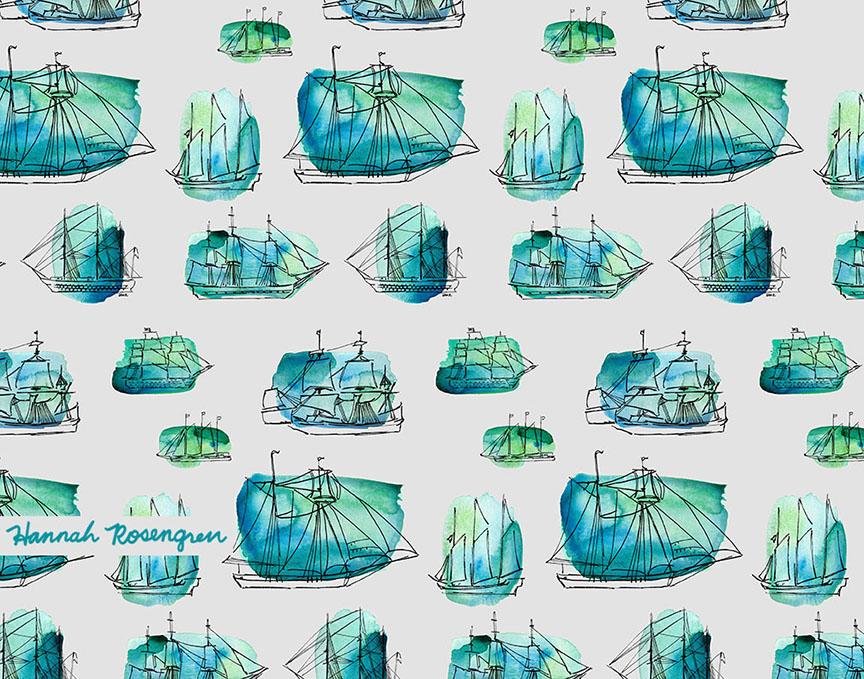 watercolor ships pattern 11x14 WEB 72.jpg