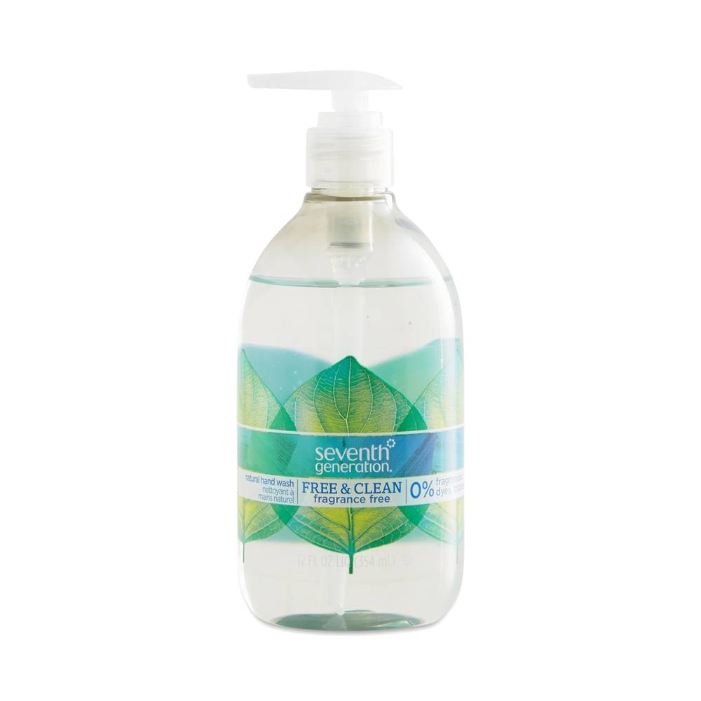 SEVENTH GENERATION HAND SOAP