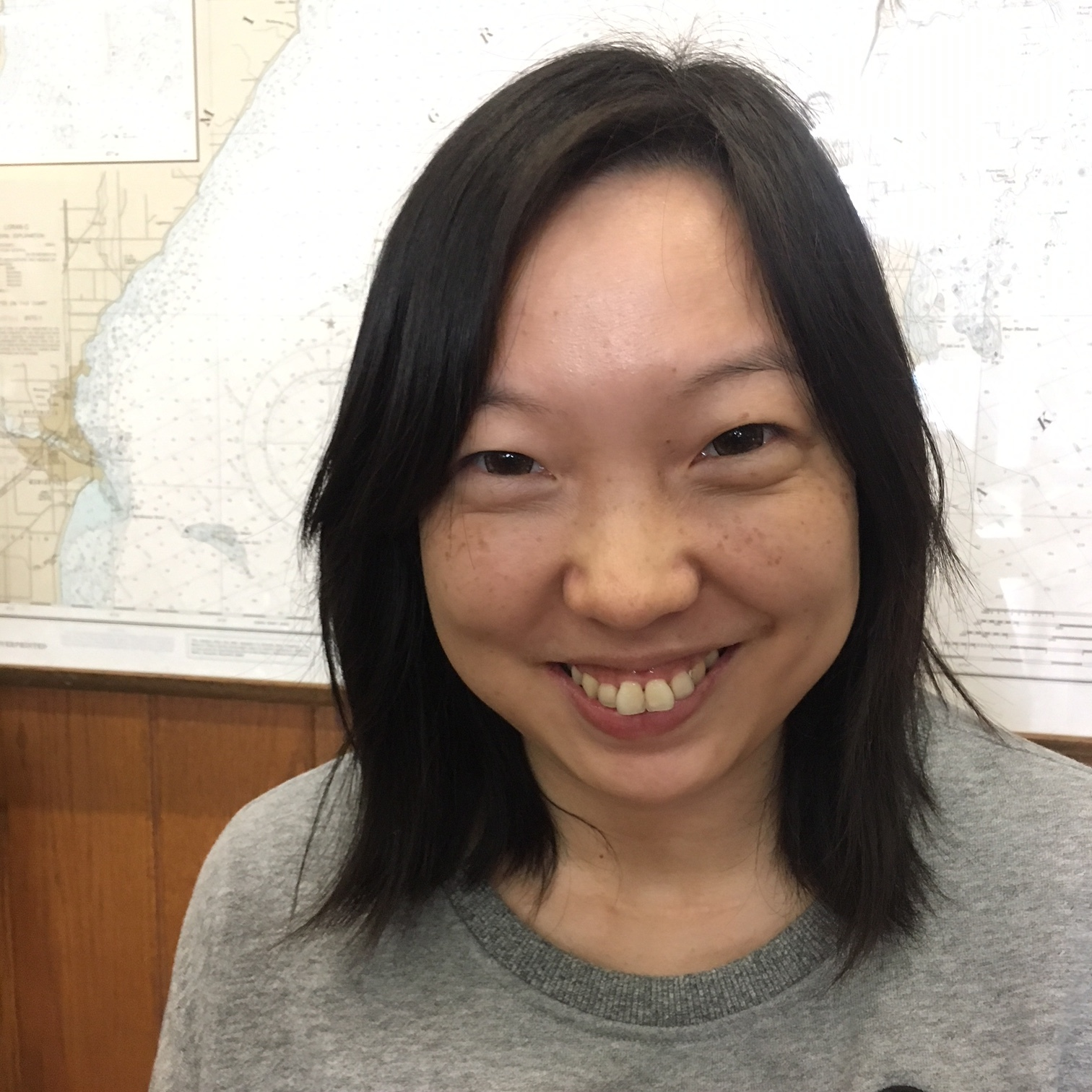 Dani Gillespie - I met my husband Michael in China in 2012. At that time, I had been teaching middle school Chinese for five years. The last time I spoke English had been almost ten years before that. We were married in China in 2014 and hadn't yet decided to move back to America. But I wanted to finally see my in-laws and meet Michael's family. We came to visit last fall and Washington Island brought us good luck right away. Michael teaches at the school and I have a new job working at the Rec Center. Our new life on the island is just beginning.