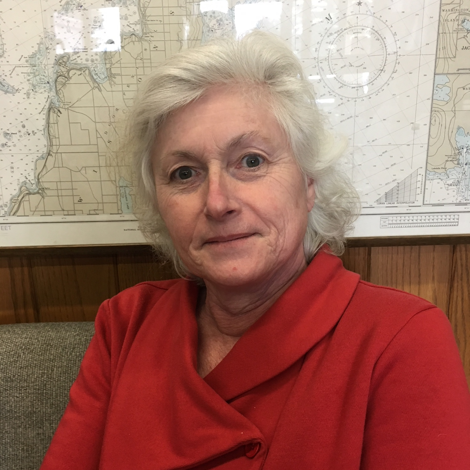 Beth Lux - Beth Lux was born and raised in Cudahy, WI. She received a BS from UW-Milwaukee and her MD from Medical College of WI. Beth has worked throughout Wisconsin. She was a lifeguard and Red Cross WSI for eight years in high school, college and medical school. Married 25 years to Hans Lux, they have nine children. Beth started working at the Rec on April 1st, 2016. Her hobbies include cooking and cleaning.