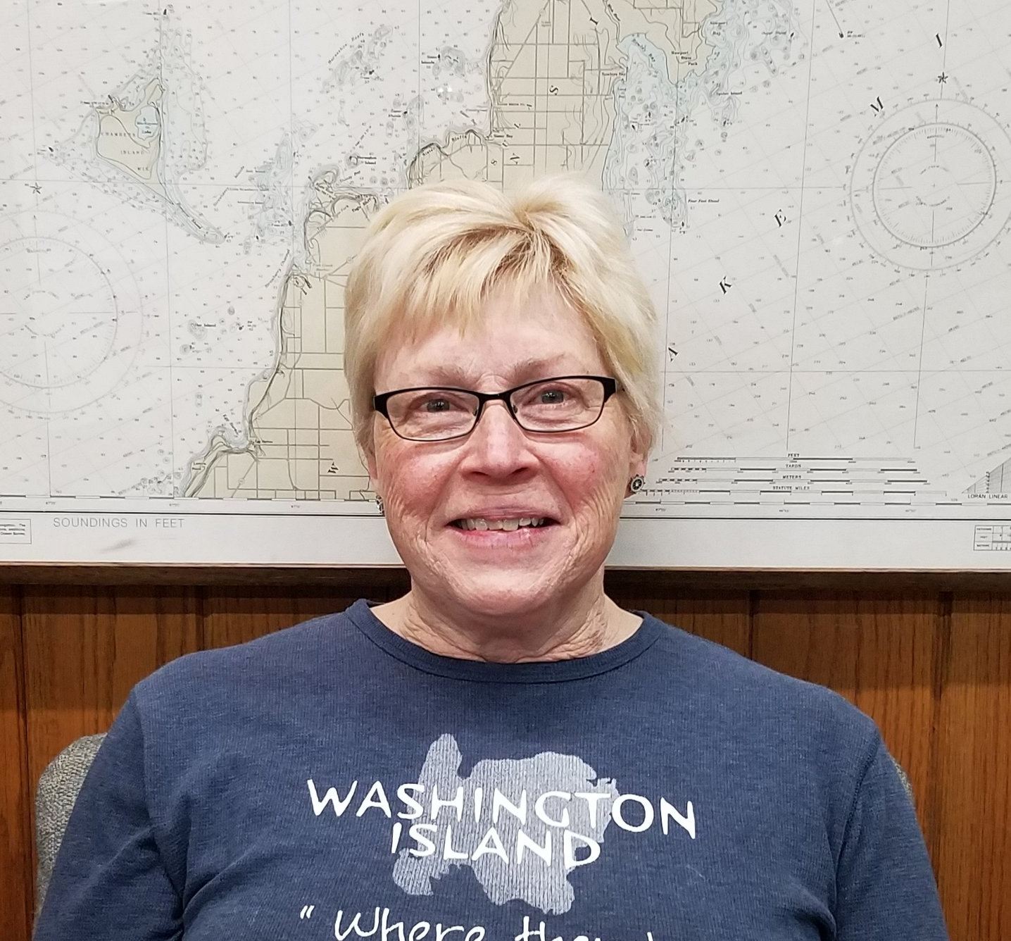 Lois Krueger - Lois Krueger is taking care of all the cleaning needs at the Rec Center. When she is not cleaning she enjoys cooking, baking and spending time with her family.