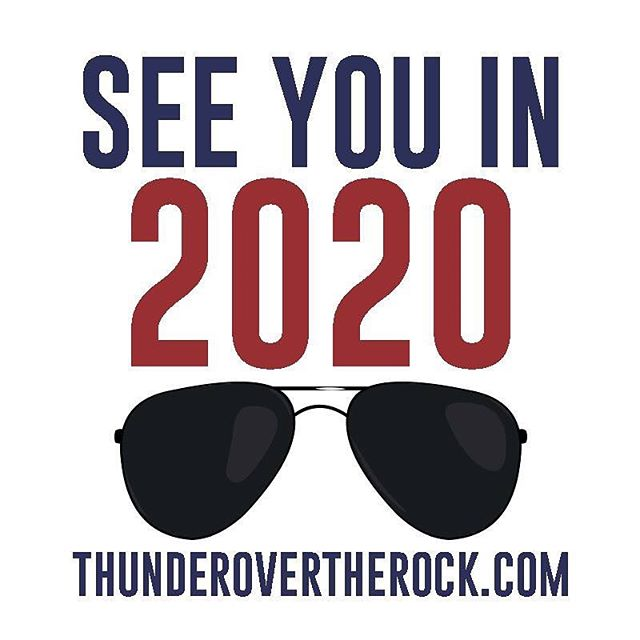 More details coming soon! 🙌🏼 #thunderovertherock #teamlittlerock #littlerockafb #lrafb #airshow #avgeek #pilot #airplanes #usaf #airforce #navy #marines #army #coastguard #nationalguard #reserves #military #usmilitary