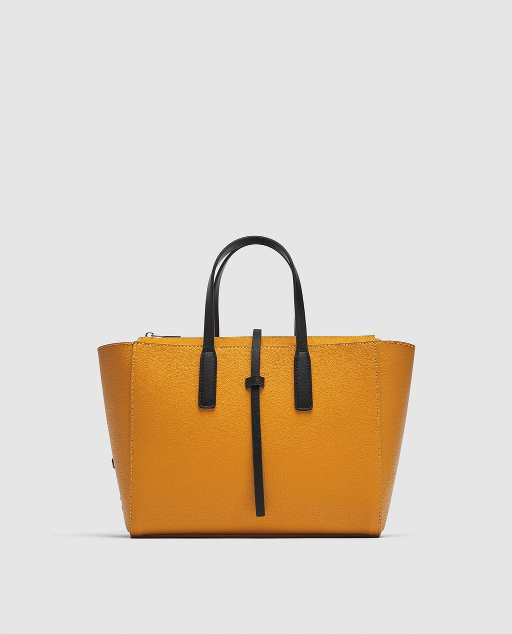- MINI TOTE BAG WITH CONTRASTING HANDLESDETAILS25.99 CAD