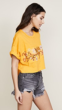 -  Free People Garden Time Tee CAD $69.07