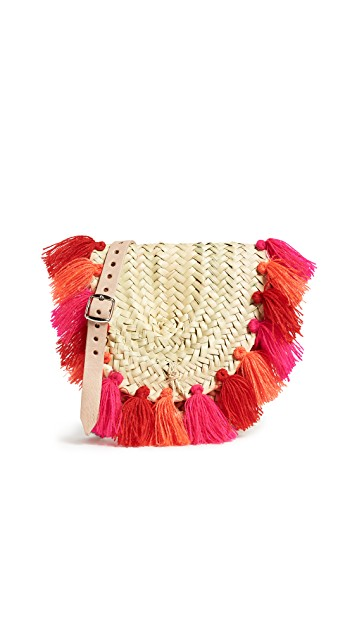 -  Tassel Cross Body Bag  CAD $110.06