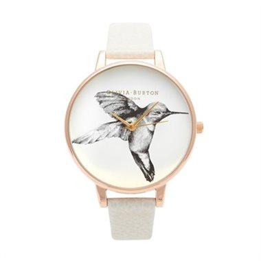 - OLIVIA BURTON ANIMAL MOTIF WATCH - MINK & ROSE GOLD$149 CAD