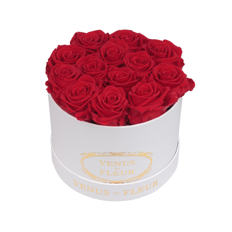 - Small Round Box Flowers$299 CAD
