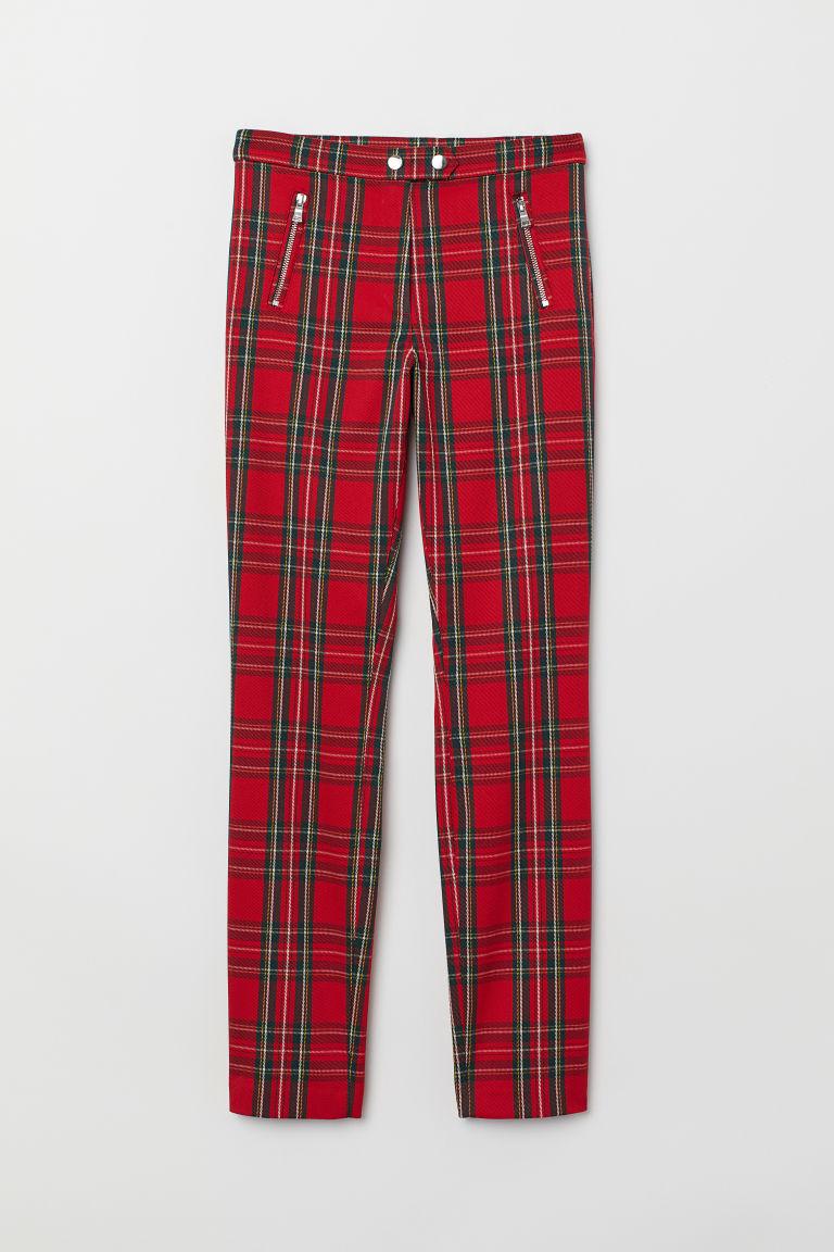 - PLAID PANTS39.90 CAD