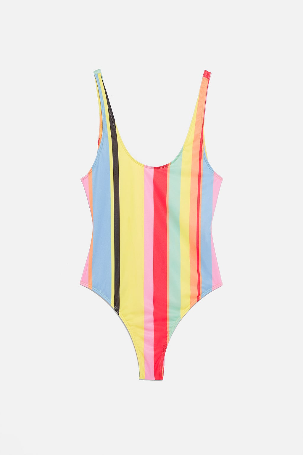 - STRIPED SWIMSUIT $39.90 CAD