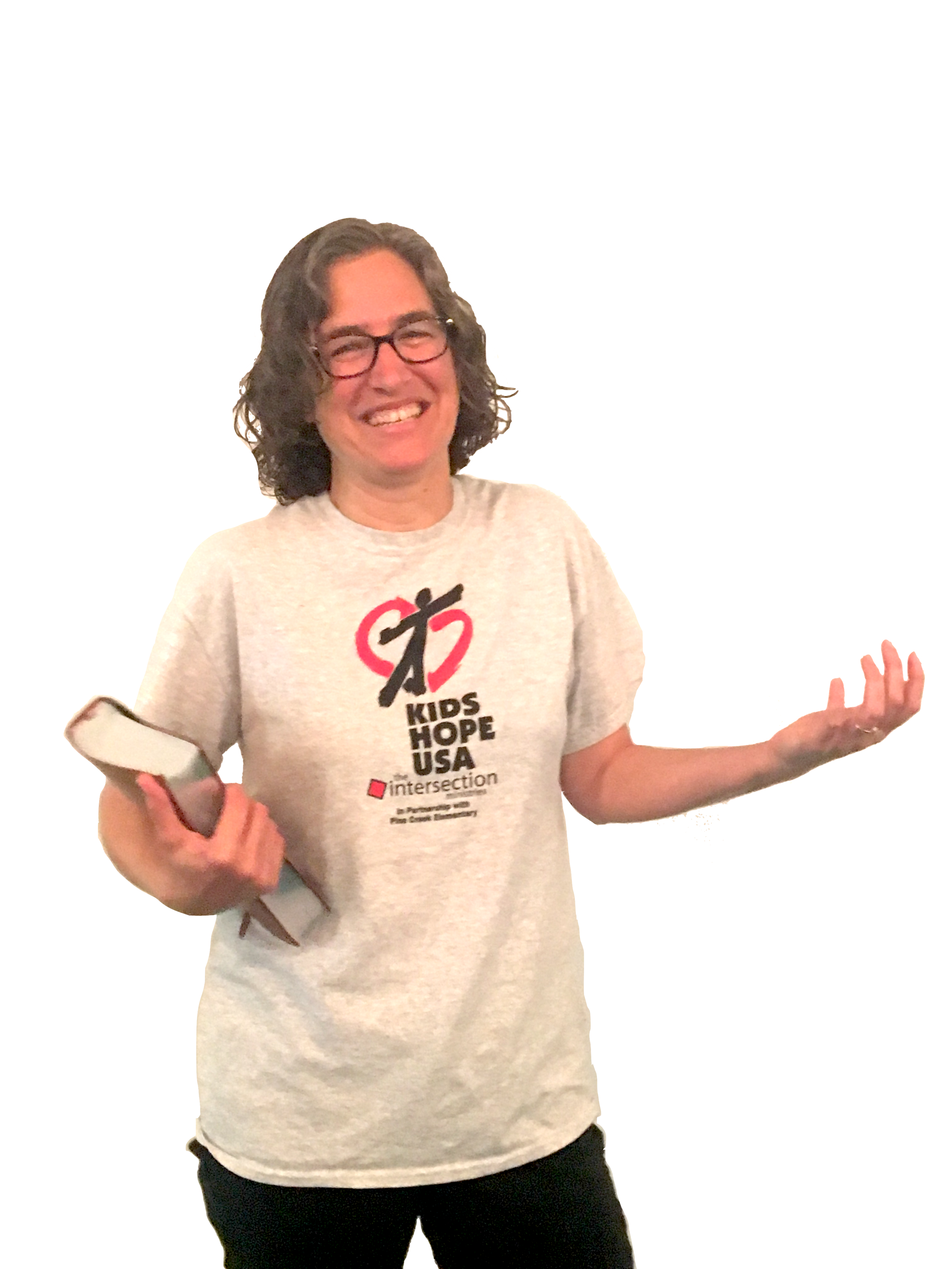 Amy Klanderman - Pastor of Communication and Ministry Engagement