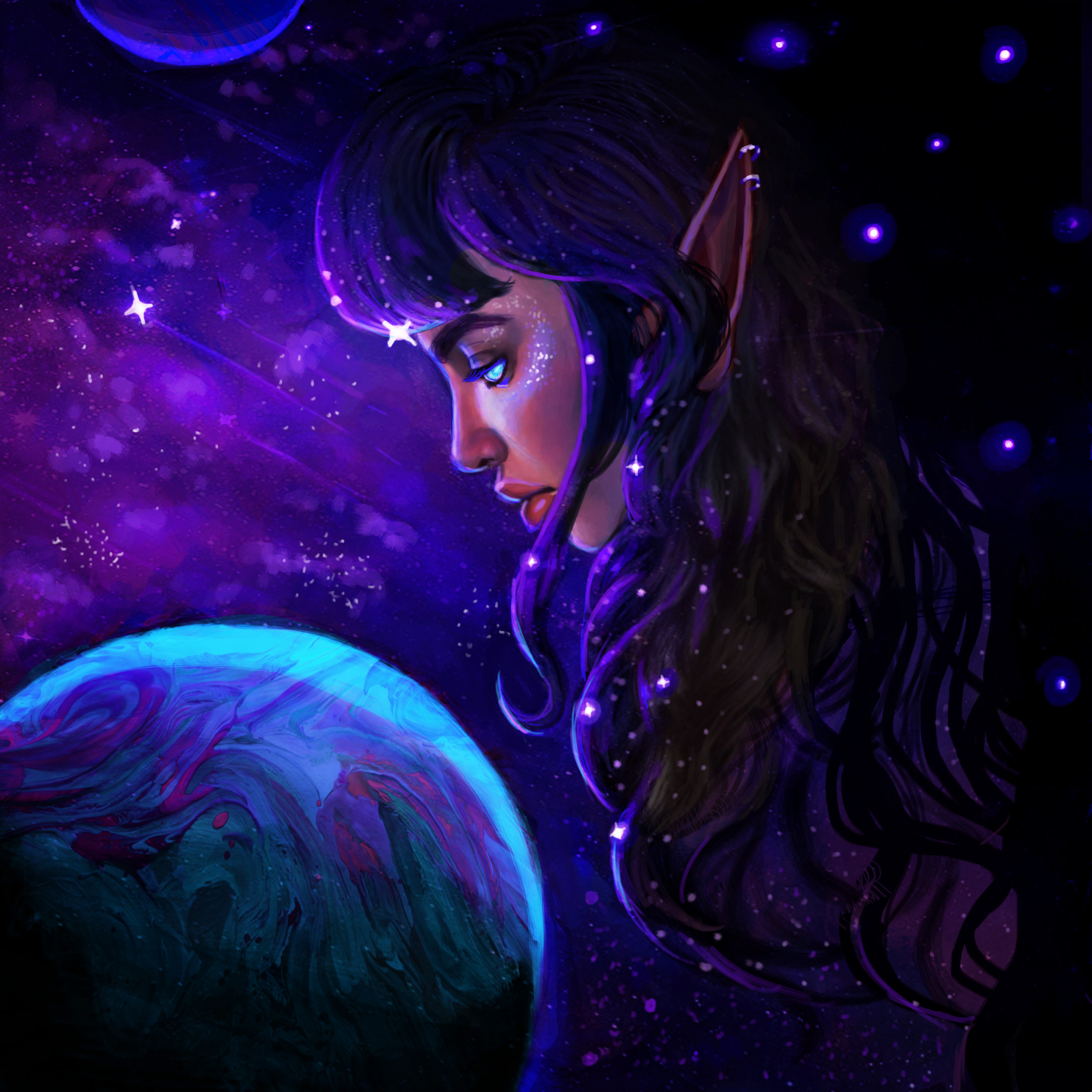 Mythos the Series… - is a science fiction/fantasy audio drama where a young mage finds herself crossing the galaxy in search of a mysterious and ancient relic.