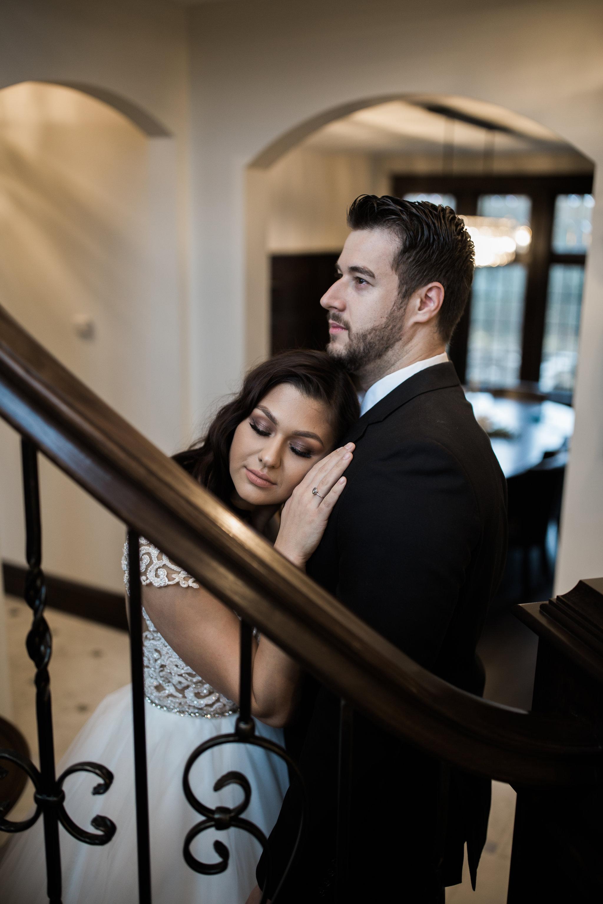 Photo: Kiss Me Kate Photography, Venue: Venue3Two, Hair: Cassandra Hinojosa, Dress: Memories Bridal