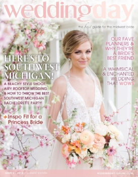 Click here to read current issue of WeddingDay Magazine on issuu.com!