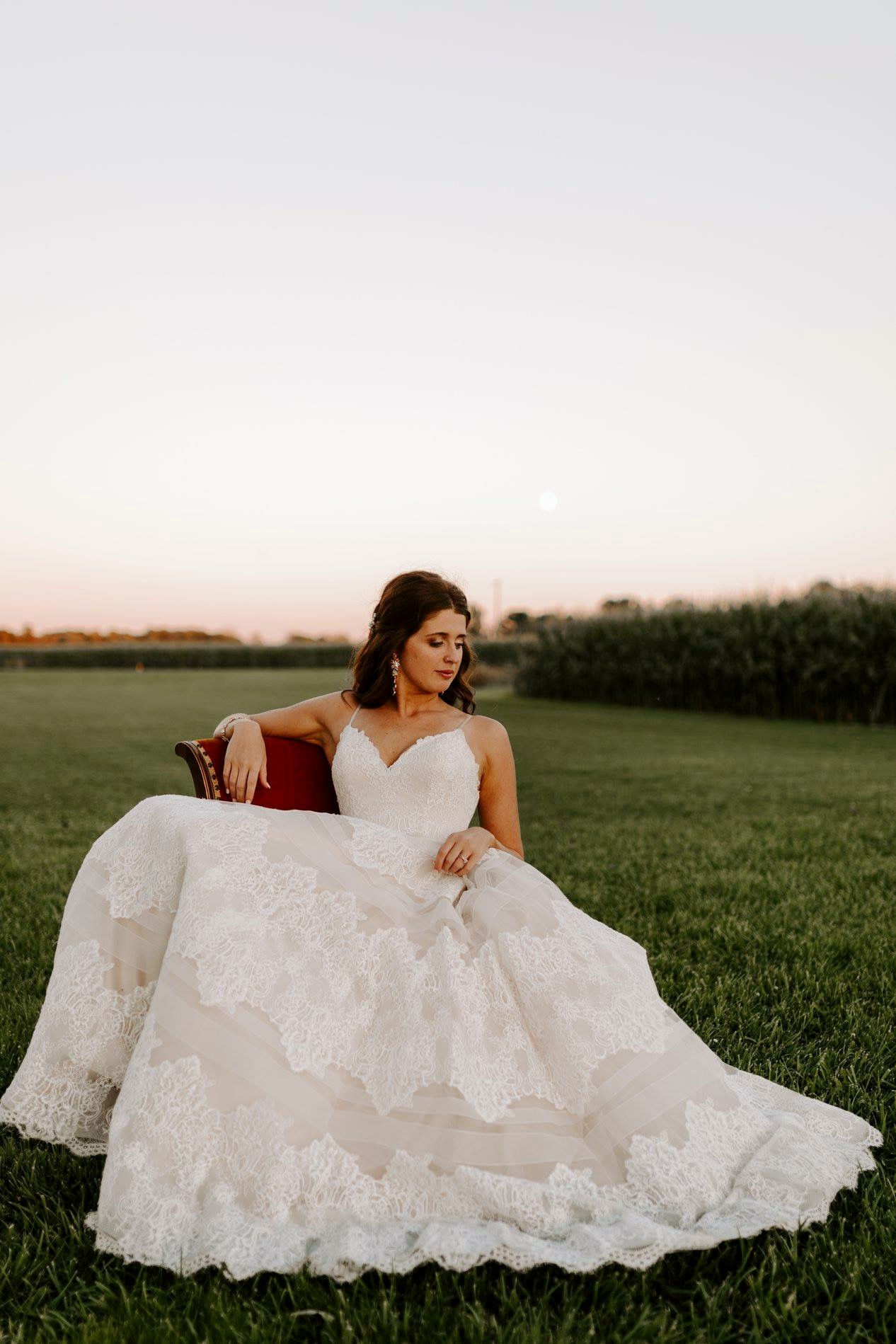 Makeup by Jamie, Photo: White Fence Photography