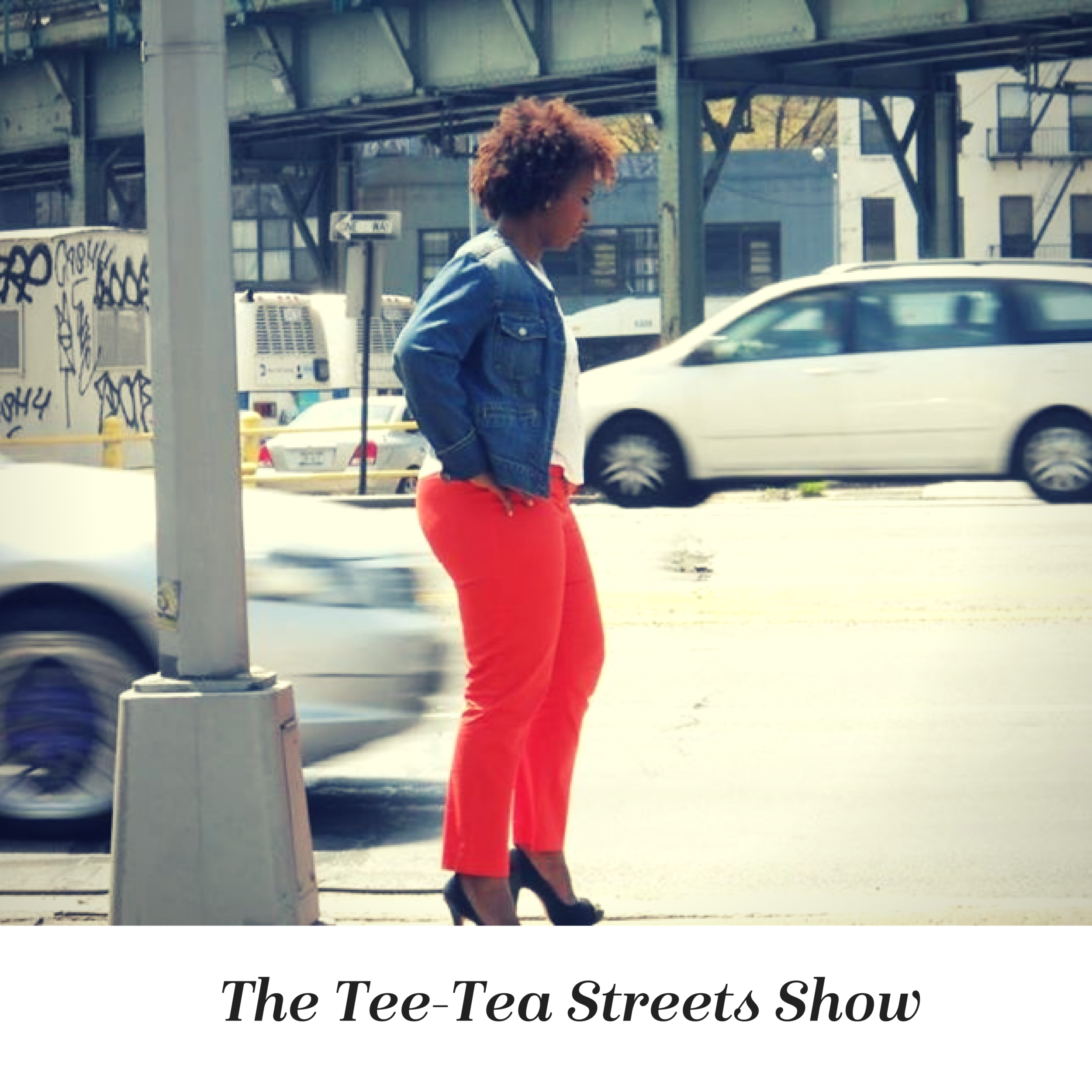 The Tee Tea Streets Show. - A place where entertainment meet motivation!Come and join the ENTER-VATION! OH, Yes it is a word that I have coined.Join me every Monday morning, as we discuss personal development, workplace attire, business tips and of course motivation. I spill the tea on the hottest trending headlines news from Kanye West shennigans to red carpet must haves, and sometimes rants filled with woes. Can't forget spilling the tea on the hottest celebrities. All is filled with love and fun to keep you inspired and ready for the work week ahead.