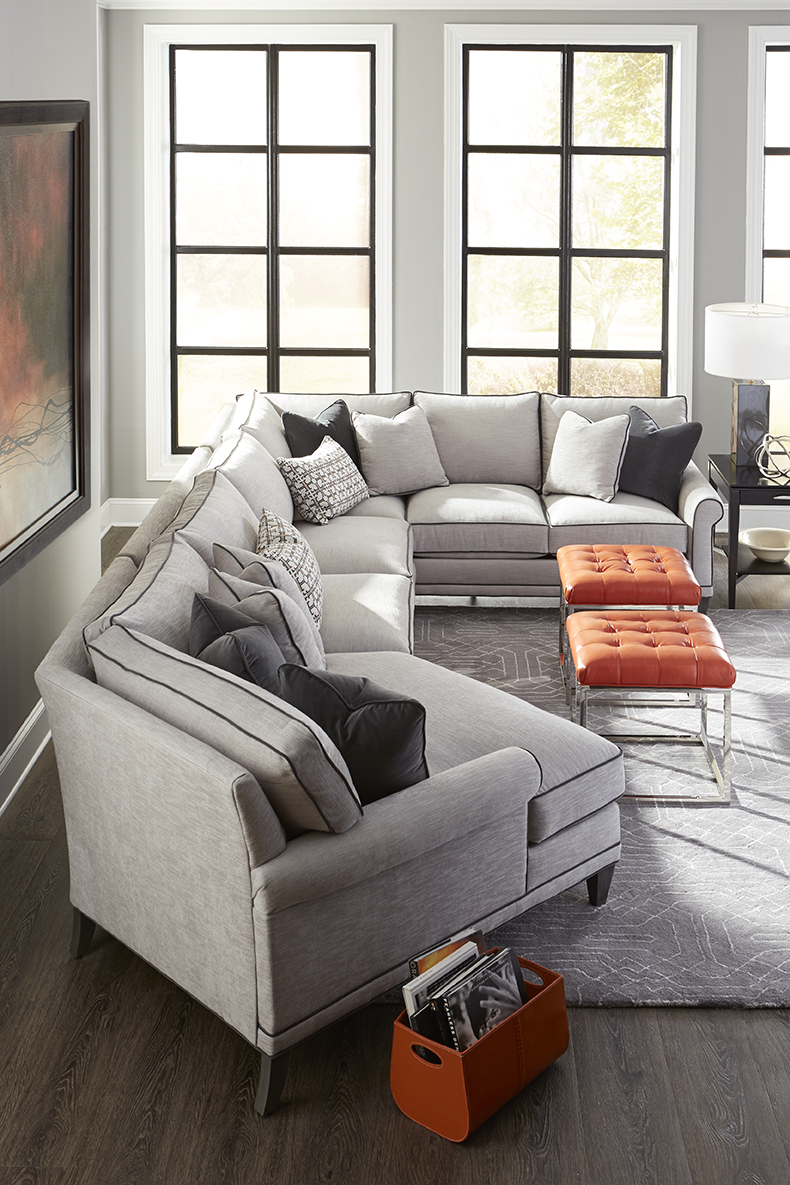 Rowe My Style Sectional