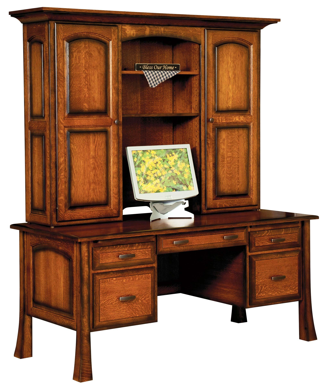 Olde Century Wall Desk