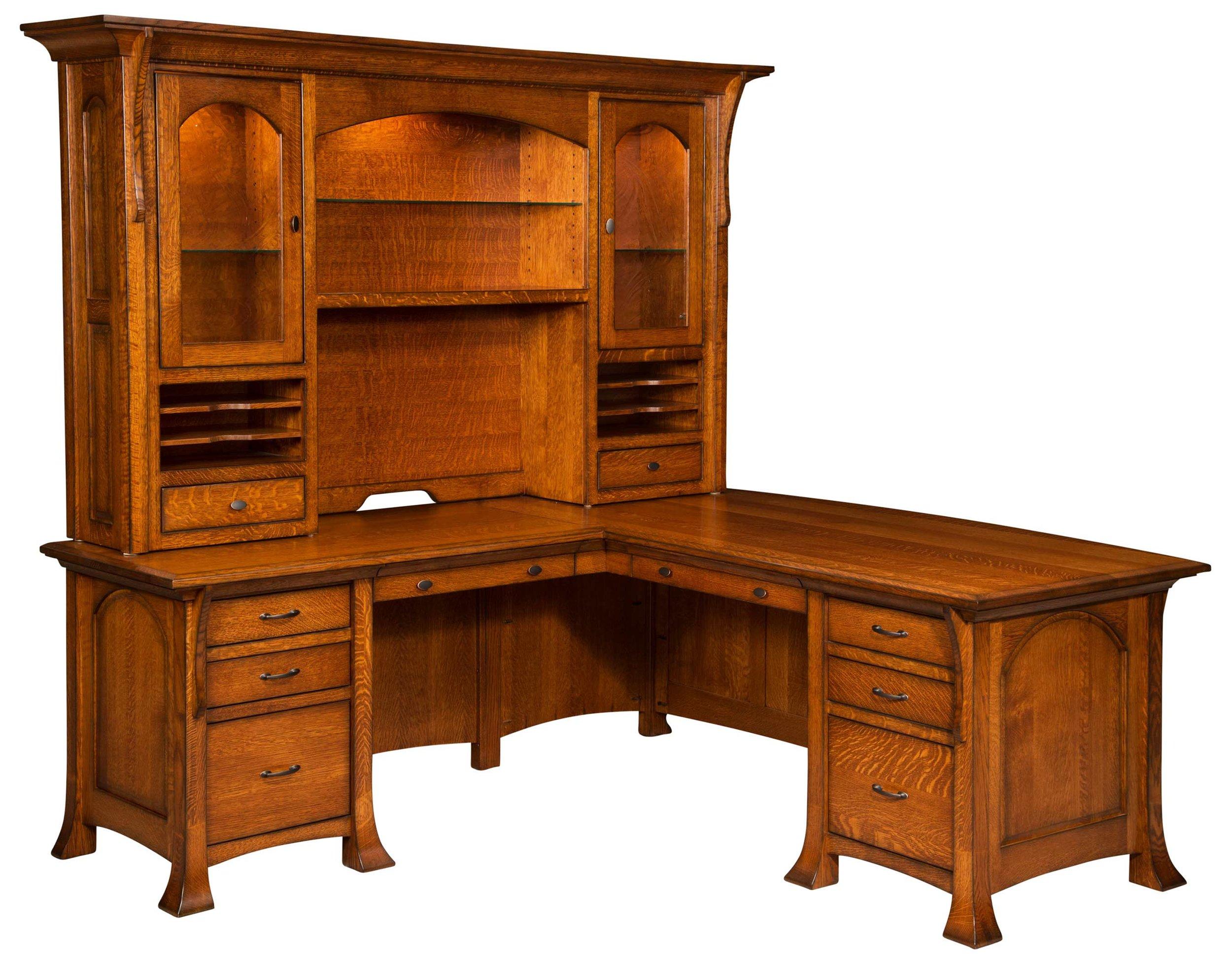 Breckenridge L Desk