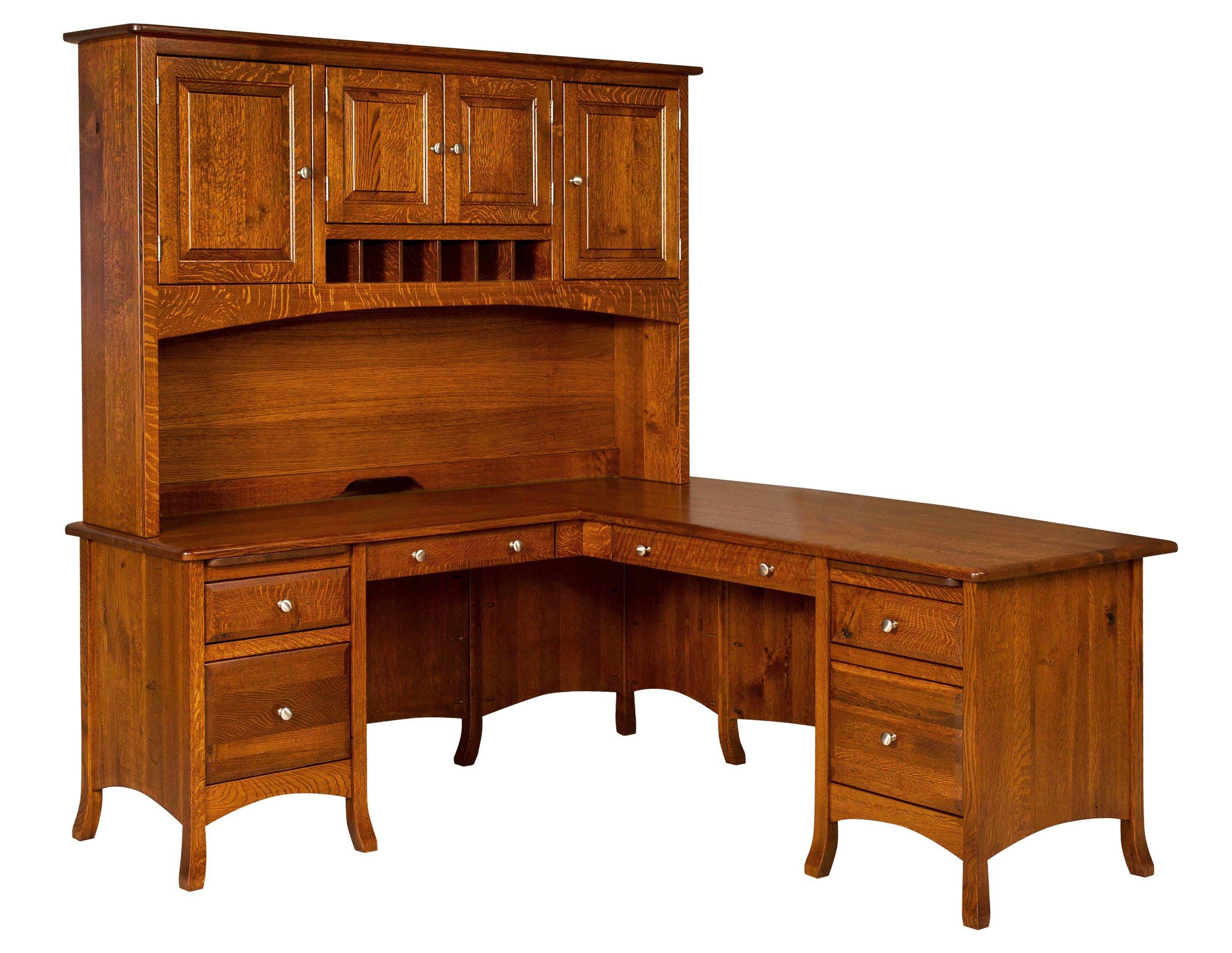 Carlisle L Desk