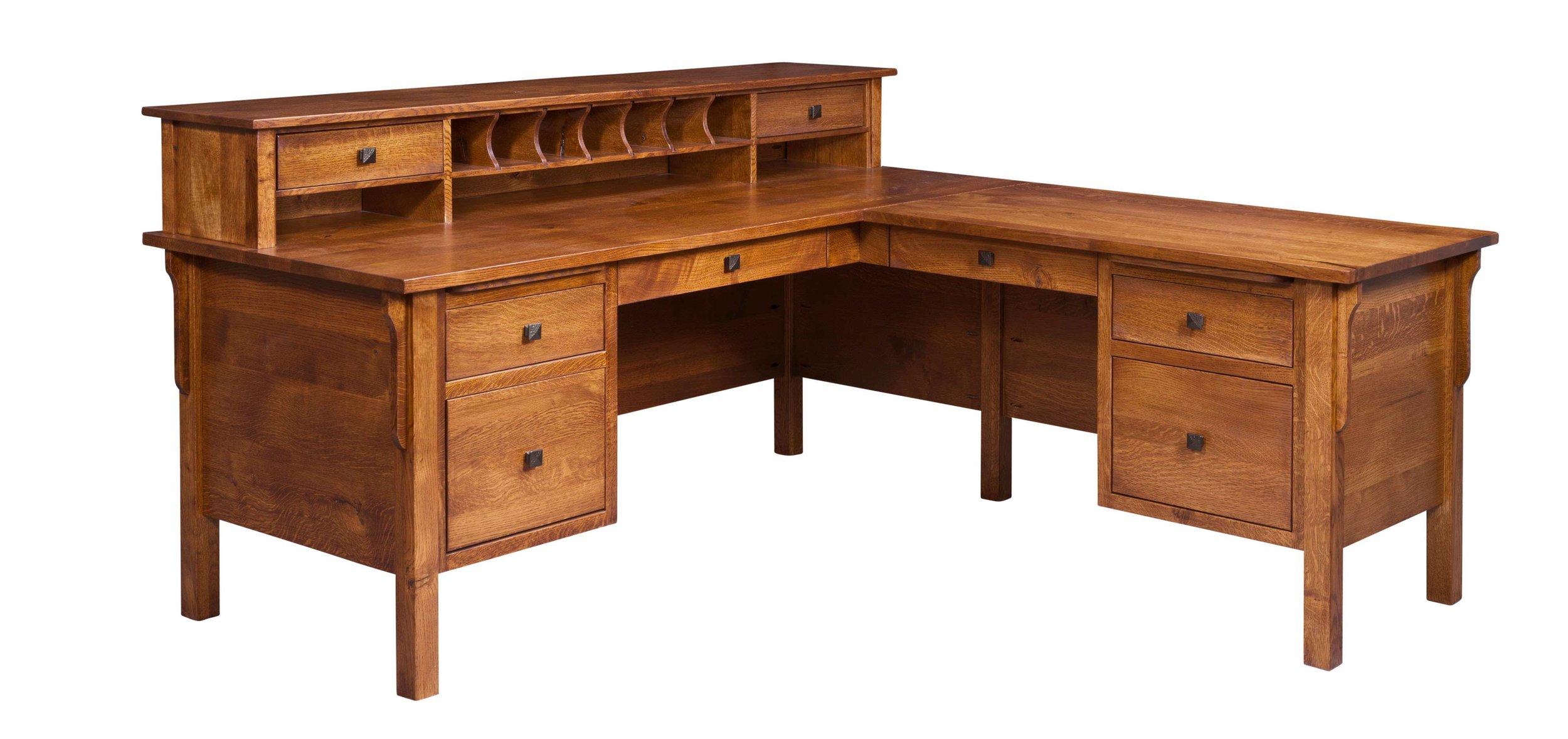 Centennial L Desk