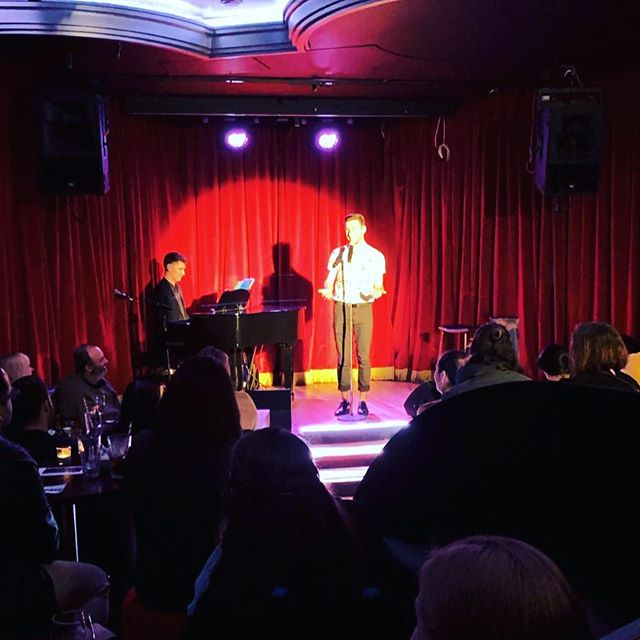 Last night at Sydney Cabaret Competition Heat 2 in Ginger's! Join us on a Sunday for the third and final round!  #oxfordhotel #taylorsquare #dodarlo