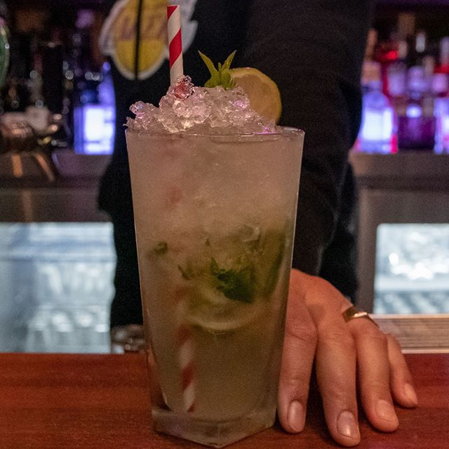 Get your Friday fix with us #mojito 😬