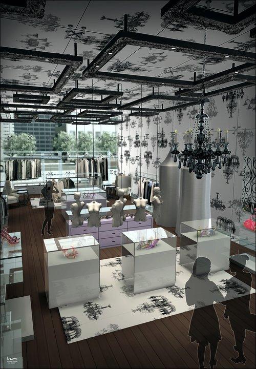 CONCEPT: Nicky Hilton Boutique - Miami, FL