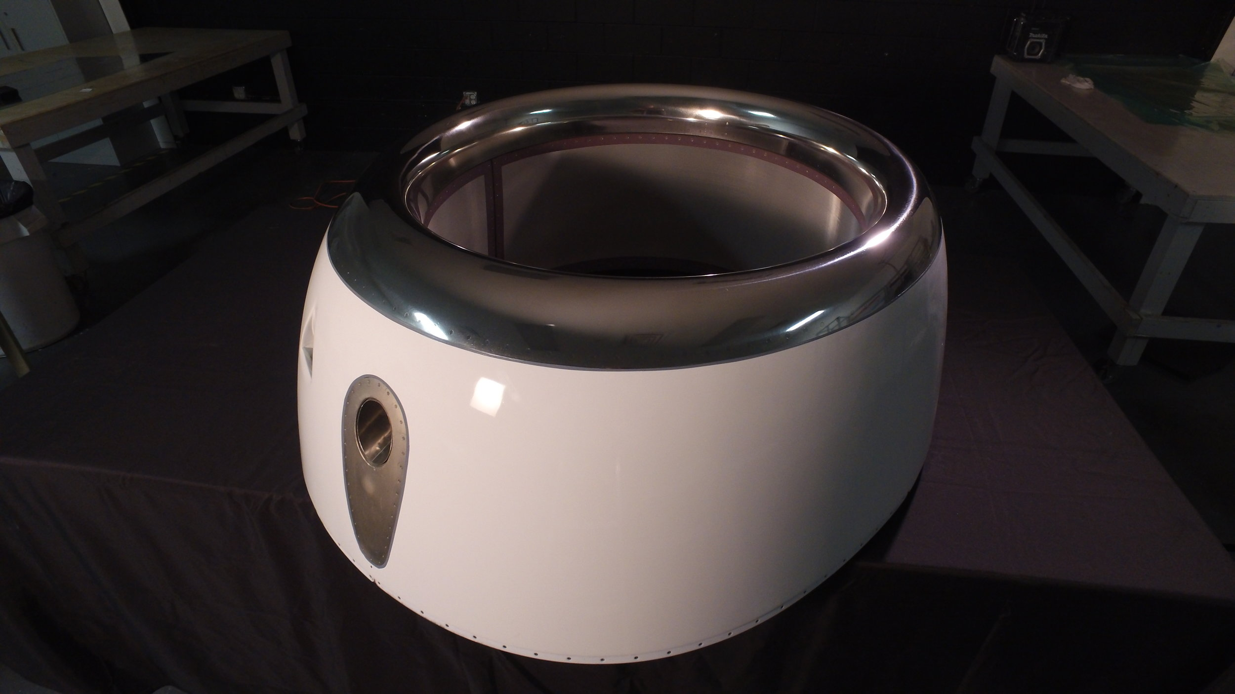 Challenger 300/350 Inlet Acoustic & Structural   LIFETIME WARRANTY