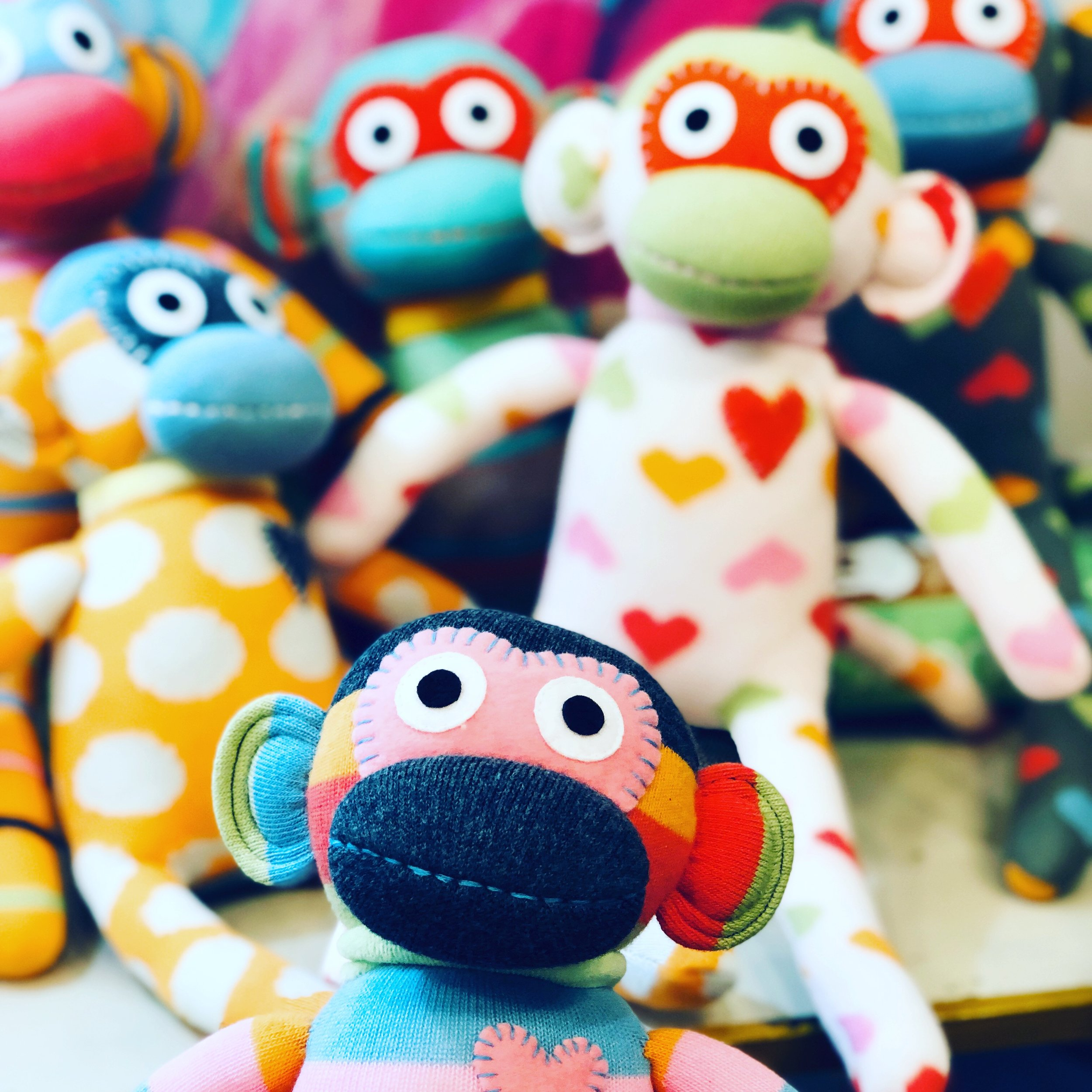 We don't Monkey around! - .