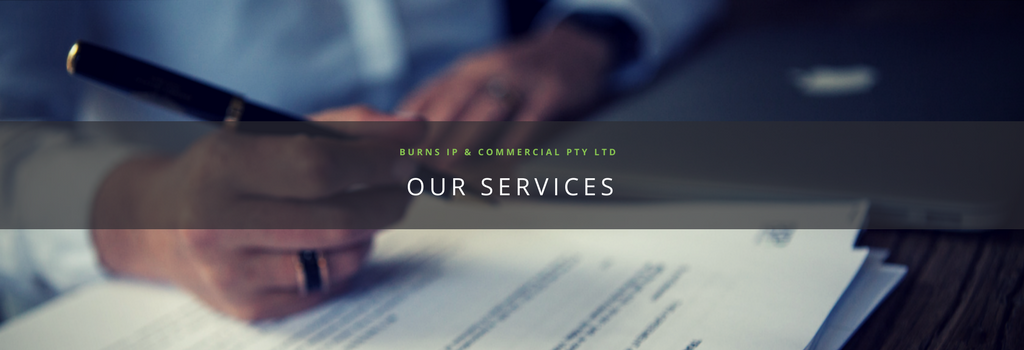 Burns IP are lawyers specialising in trademarks, patents and intellectual property law