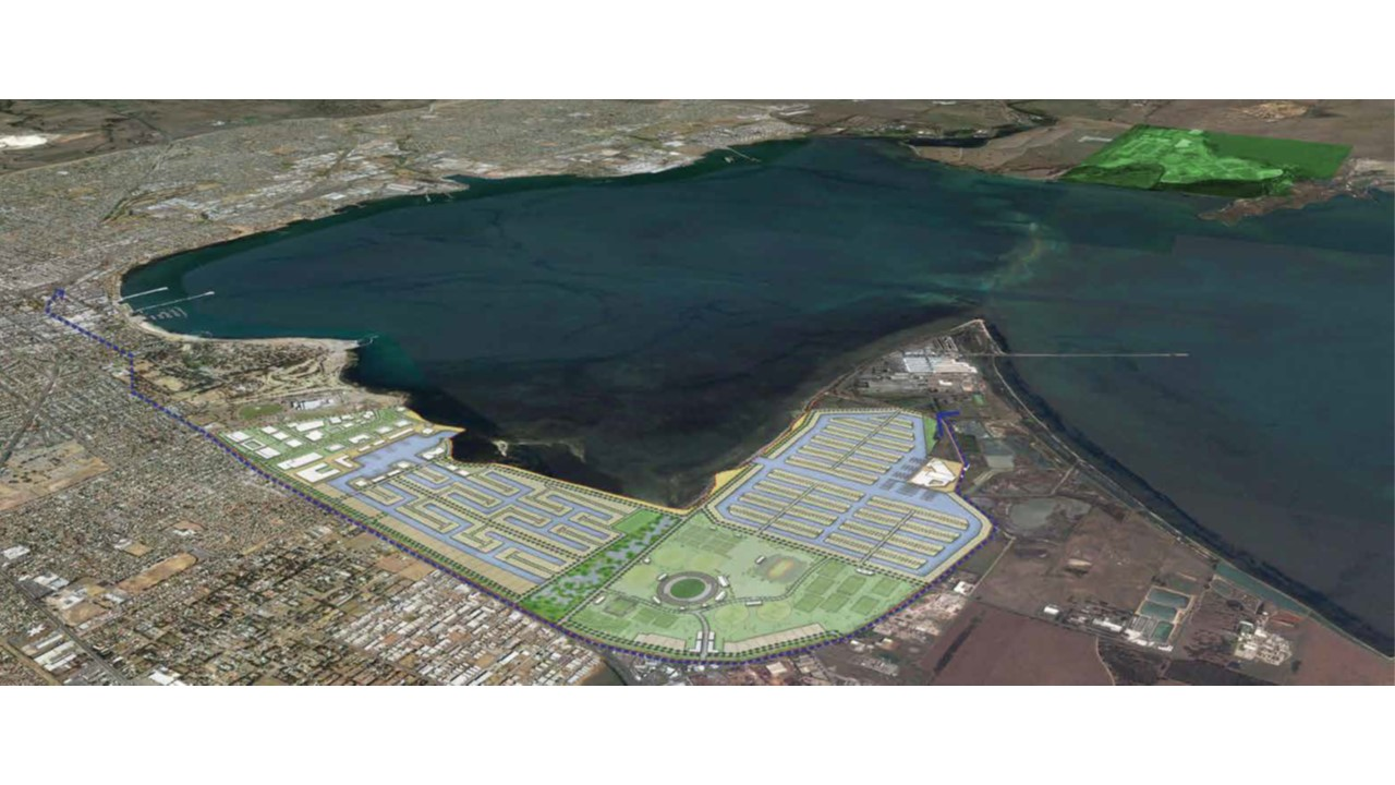 Proposed Nelson Cove Master Plan