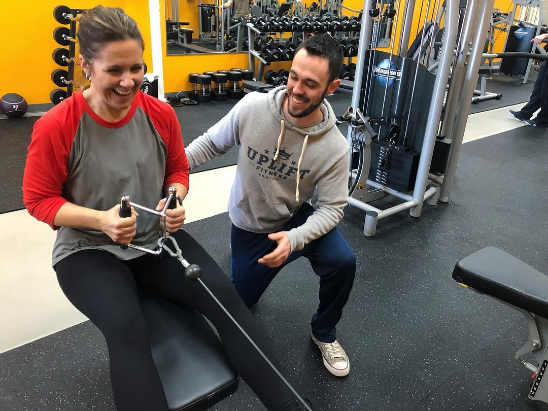 PERSONAL TRAINING - GET EXPERT WORKOUT PROGRAMMING, ONE-ON-ONE TRAINING SESSIONS, AND NUTRITIONAL CONSULTATIONS BY aCSM AND NASM cPT'S. MESSAGE US OR STOP IN FOR MORE INFORMATION.