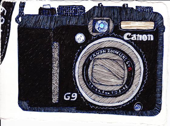 Another Broken Camera