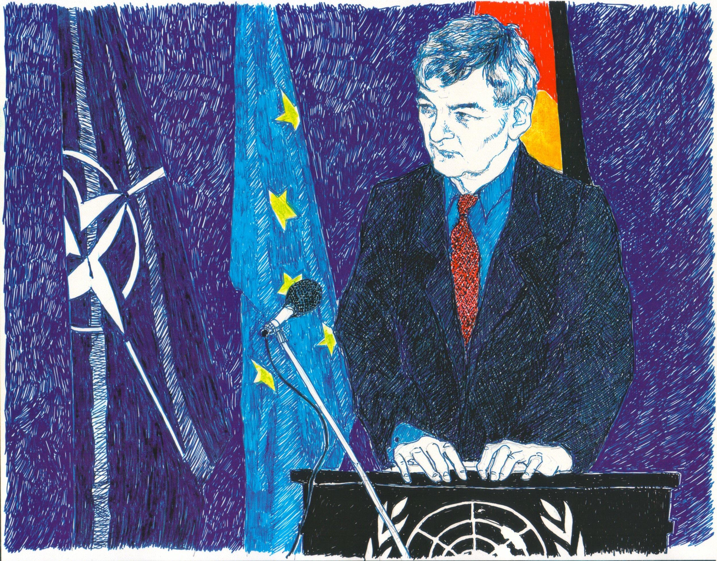 Joschka @ UN