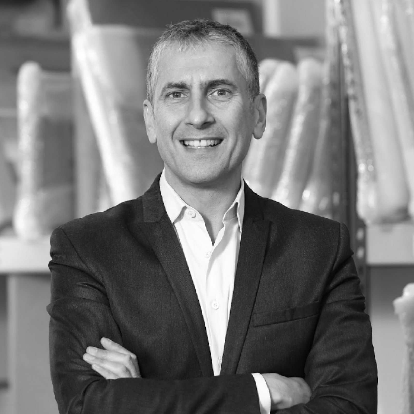 Tom Toumazis - MBE, Tagsmart, Executive Chairman
