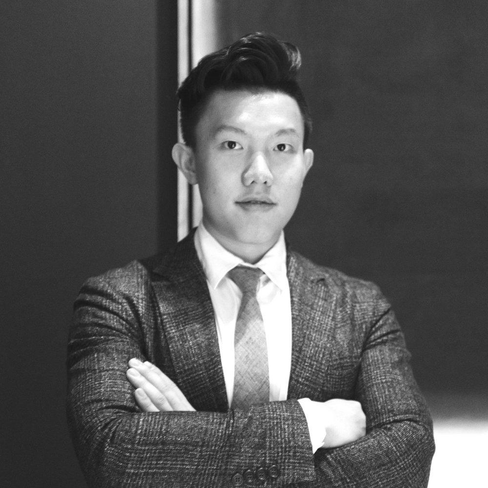 Roy Huang - Co-Founder, FRESCO