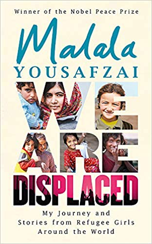 """Malala's experiences visiting refugee camps caused her to reconsider her own displacement -- first as an Internally Displaced Person when she was a young child in Pakistan, and then as an international activist who could travel anywhere in the world except to the home she loved. In We Are Displaced, which is part memoir, part communal storytelling, Malala not only explores her own story, but she also shares the personal stories of some of the incredible girls she has met on her journeys -- girls who have lost their community, relatives, and often the only world they've ever known. In a time of immigration crises, war, and border conflicts, We Are Displaced is an important reminder from one of the world's most prominent young activists that every single one of the 68.5 million currently displaced is a person -- often a young person -- with hopes and dreams.""""A stirring and timely book that strips the political baggage from the words 'migrant' and 'refugee,' telling the deeply personal stories of displacement and disruption that were lived by Yousafzai and nine other girls."""" -New York Times Book Review -"""