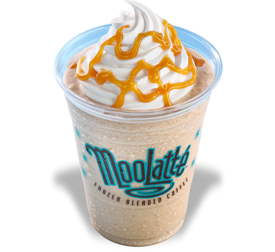 Caramel MooLatte