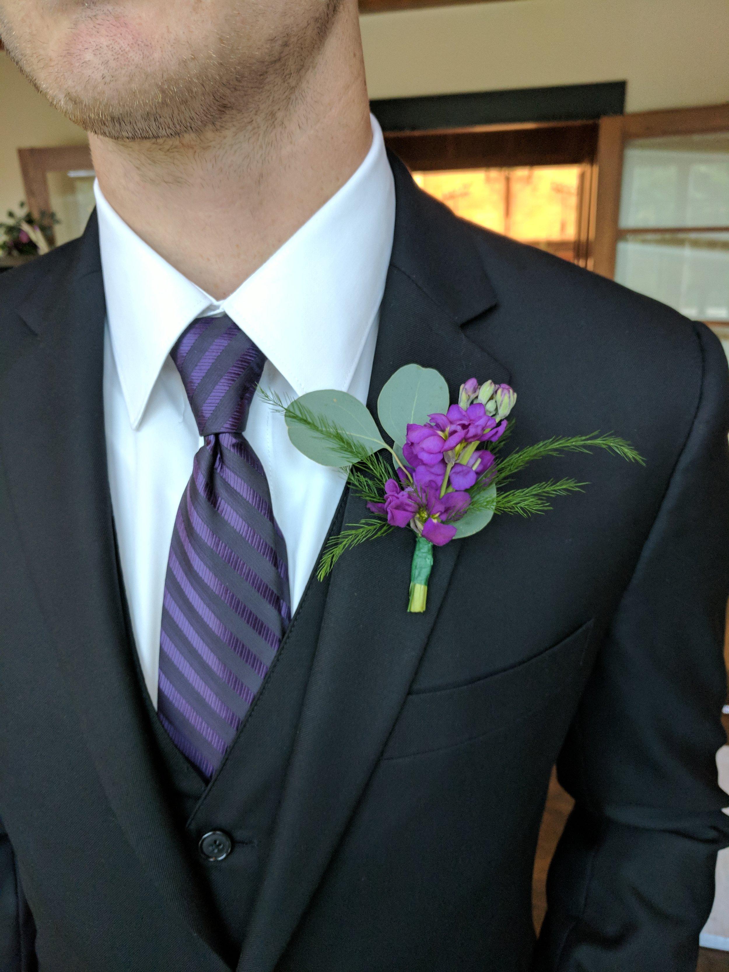 Purple Boutonniere.jpg