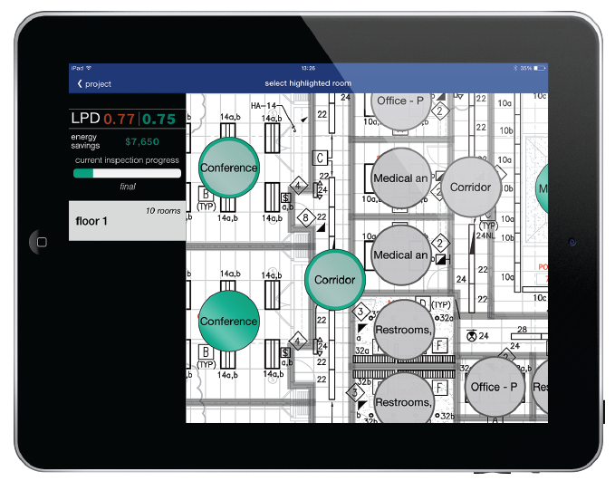 Plans Examiners + Field Inspectors - CodeCycle's iPad inspection application is used by plans examiners and field inspectors to verify building attributes to confirm compliance.Is your building department interested in using CodeCycle? Contact us here